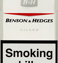 Bensen & hedges FlipTop