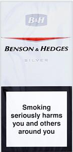 Bensen & hedges Silver