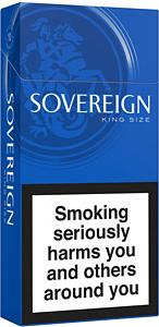 Bensen & hedges Sovereign King Size Blue