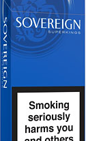 Bensen & hedges Sovereign Superkings