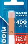 Nicolites disposable electronic cigarette