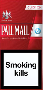 Pall Mall KingSize Red