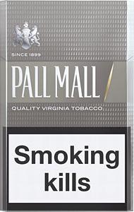 Pall Mall KingSize Silver