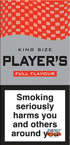 Player's King Size