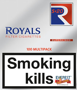 Royals Superkings Red