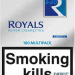 Royals kingsize