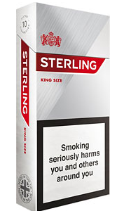 sterling king size