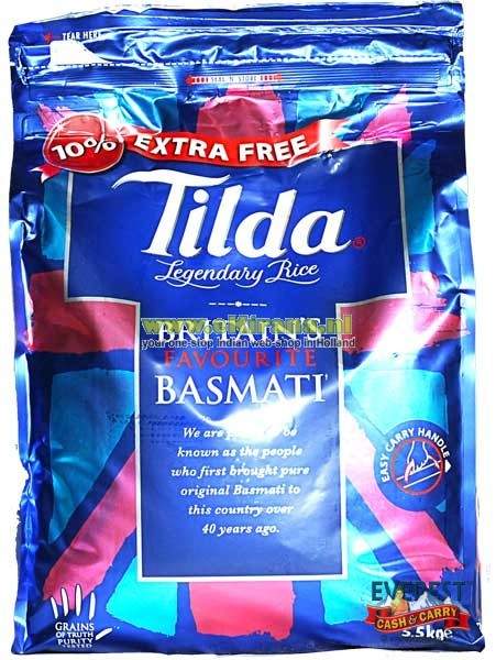 Tilda Rice 1 Kg Everest Cash Amp Carry