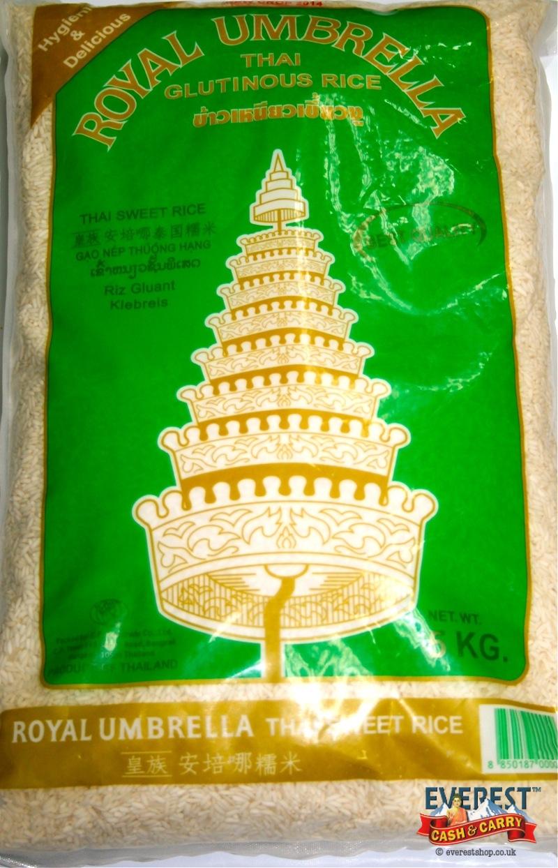 how to make thai sweet rice