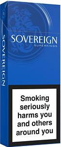 Bensen & hedges Sovereign Superkings