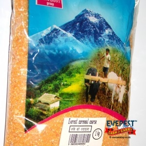 Everest Cornmeal Course – Makai ko chyakhla
