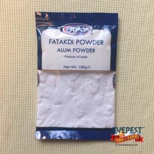 Fatkadi powder